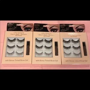 NWT NY.NY Beauty Premium  Reusable Lash Sets